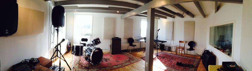Studio IJsseldijk - opnameruimte groot